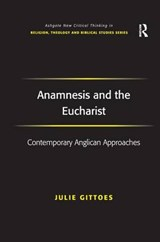 Anamnesis and the Eucharist | Julie Gittoes |