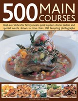500 Main Courses | Jenni Fleetwood |