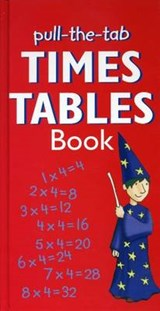 Pull-The-Tab Times Tables Book | Vivien Head |