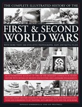 The Complete Illustrated History of the First & Second World Wars | Donald Sommerville |