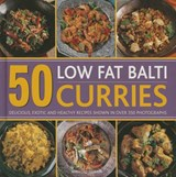 50 Low Fat Balti Curries | Shehzad Husain |