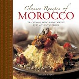 Classic Recipes of Morocco | Ghillie Basan |
