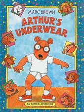 Arthur's Underwear | Marc Tolon Brown |