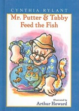 Mr. Putter & Tabby Feed the Fish | Cynthia Rylant |