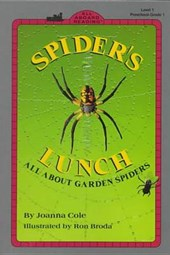 Spider's Lunch | Joanna Cole |