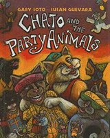 Chato and the Party Animals | Gary Soto |