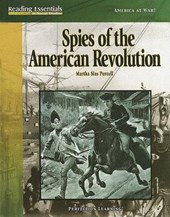 Spies Of The American Revolution