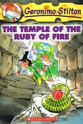 The Temple of the Ruby of Fire | Geronimo Stilton |