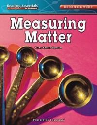 Measuring Matter   Vijaya Bodach  