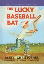 The Lucky Baseball Bat | Matt Christopher |