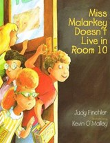 Miss Malarkey Doesn't Live in Room | Judy Finchler |