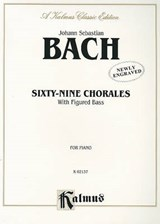 Sixty-Nine Chorales with Figured Bass | auteur onbekend |