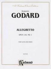 Allegretto for Flute and Piano, Op.