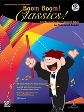 Boom Boom! Classics! for Boomwhackers Musical Tubes