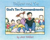 God's Ten Commandments - Follow and Do | Joni Walker |