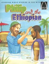 Philip and the Ethiopian | Martha Streufert Jander |