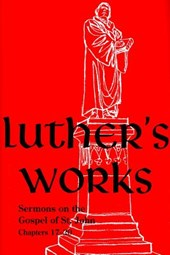 Luther's Works, Volume | Martin Luther |