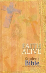 Faith Alive Student Bible-ESV | auteur onbekend |