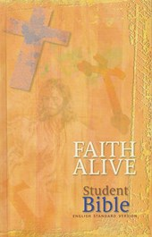 Faith Alive Student Bible-ESV