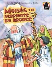Moises y la Serpiente de Bronce
