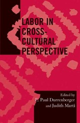 Labor in Cross-Cultural Perspective |  |