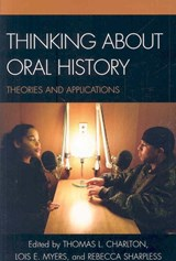 Thinking about Oral History |  |