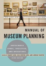 Manual of Museum Planning | auteur onbekend |