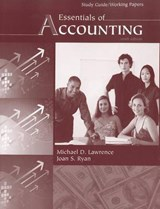 Essentials of Accounting | Michael D. Lawrence |