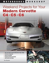 Weekend Projects for Your Modern Corvette