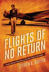 Flights of No Return | Steven A. Ruffin |