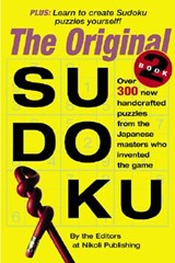 The Original Sudoku Book | Editors of Nikoli Publishing |