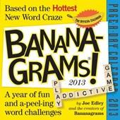 Bananagrams! Calendar