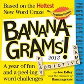 Bananagrams! Calendar | Joe Edley |
