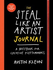 Steal like an artist journal | Austin Kleon |