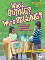 Who's Buying? Who's Selling? | Jennifer S. Larson |