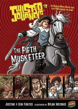 #19 the Fifth Musketeer | Fontes, Justine ; Fontes, Ron |