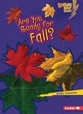 Are You Ready for Fall? | Sheila Anderson |
