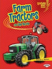 Farm Tractors on the Move