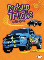 Pickup Trucks on the Move
