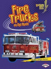Fire Trucks on the Move | Judith Jango-Cohen |
