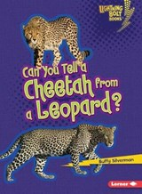 Can You Tell a Cheetah from a Leopard? | Buffy Silverman |