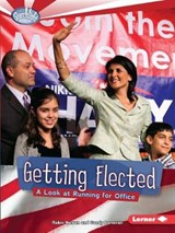 Getting Elected | Nelson, Robin ; Donovan, Sandy |