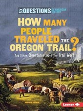 How Many People Traveled the Oregon Trail? | Miriam Aronin |