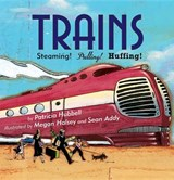 Trains | Patricia Hubbell |