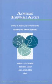Achieving Equitable Access