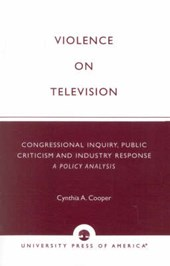Violence on Television | Cynthia A. Cooper |