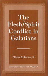 The Flesh/Spirit Conflict in Galatians