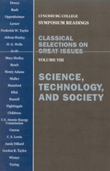 Science, Technology, and Society | John Dewey |