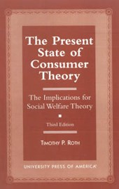 Present State of Consumer Theory