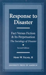 Response to Disaster | Fischer, Henry W., Iii |